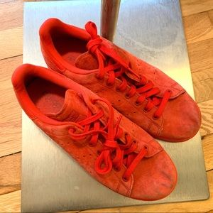 adidas Shoes - Adidas Stan Smith Suede (used)